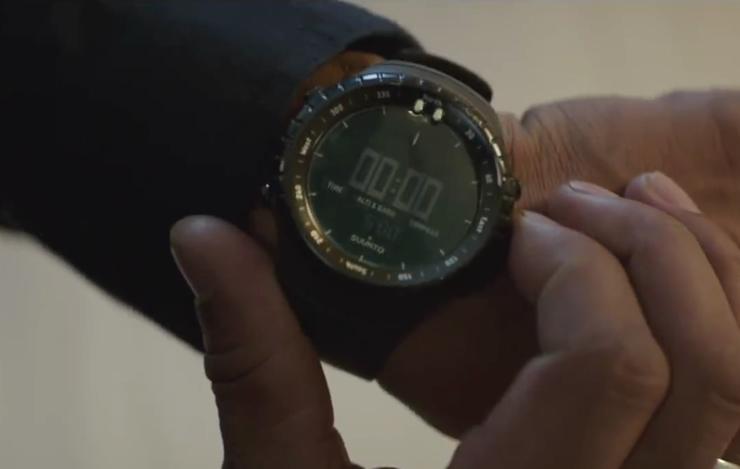 Denzel Washington Suunto Watch In The Equalizer 2 Movie 4