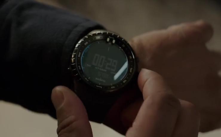 Denzel Washington Suunto Watch In The Equalizer 2 Movie 5
