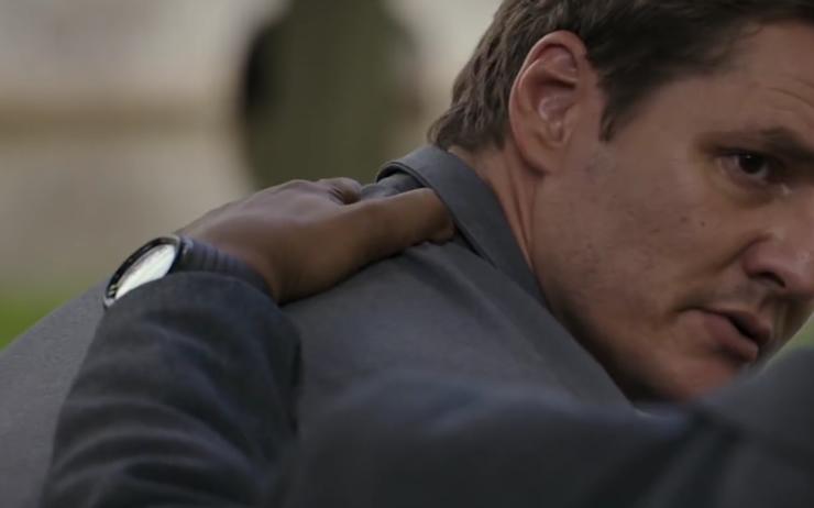 Denzel Washington Suunto Watch In The Equalizer 2 Movie 6