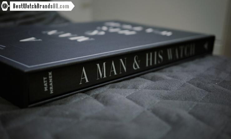 A Man And His Watch By Matt Hranek 2017 6
