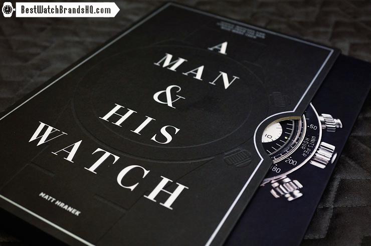A Man And His Watch By Matt Hranek 2017