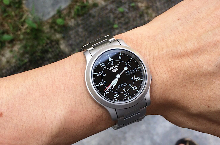 Seiko 5 SNK809K1 Review The Best Entry-Level Mechanical Watch 2
