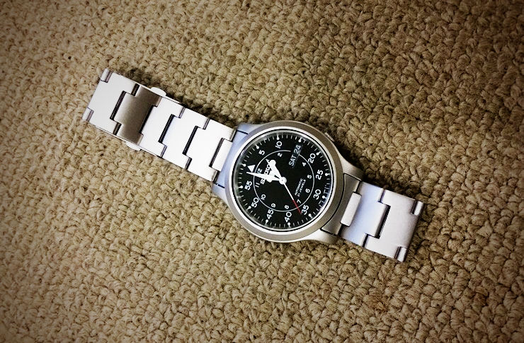 Seiko 5 SNK809K1 Review The Best Entry-Level Mechanical Watch