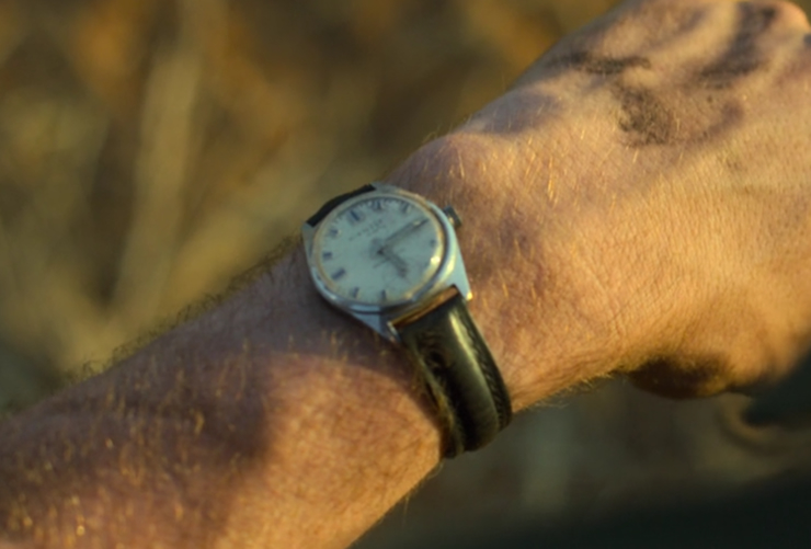 Watch Spotting - The Siege Of Jadotville Wrist Watch