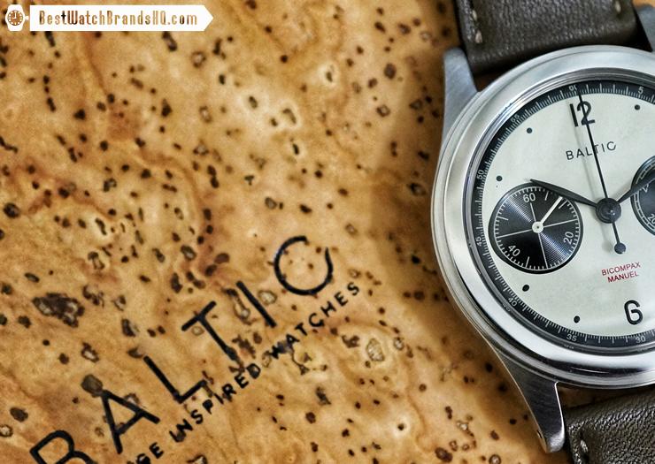 Baltic BICOMPAX Panda Chronograph Review