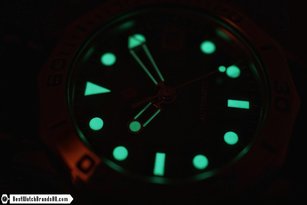 Modding Omega Seamaster Professional 300M With Seiko SNK027K Superluminova Lume Shot