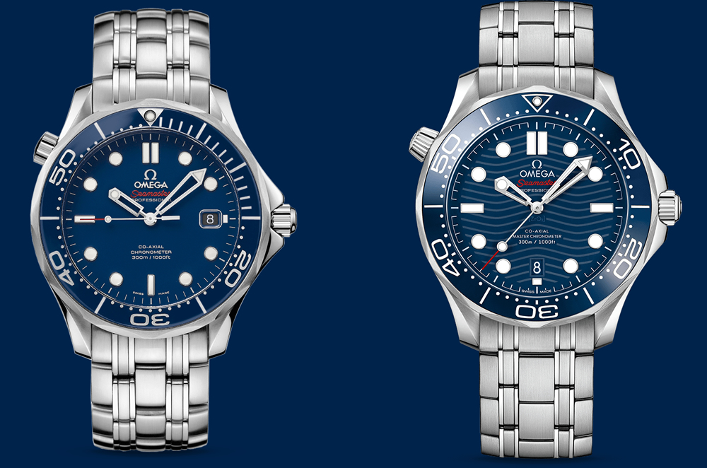 Omega Seamaster Professional Diver 300M Dilemma