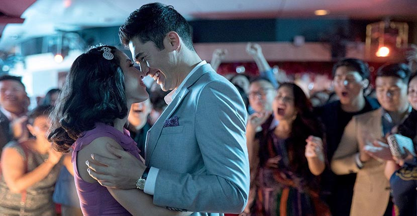 Henry Golding Watch In Crazy Rich Asians Movie