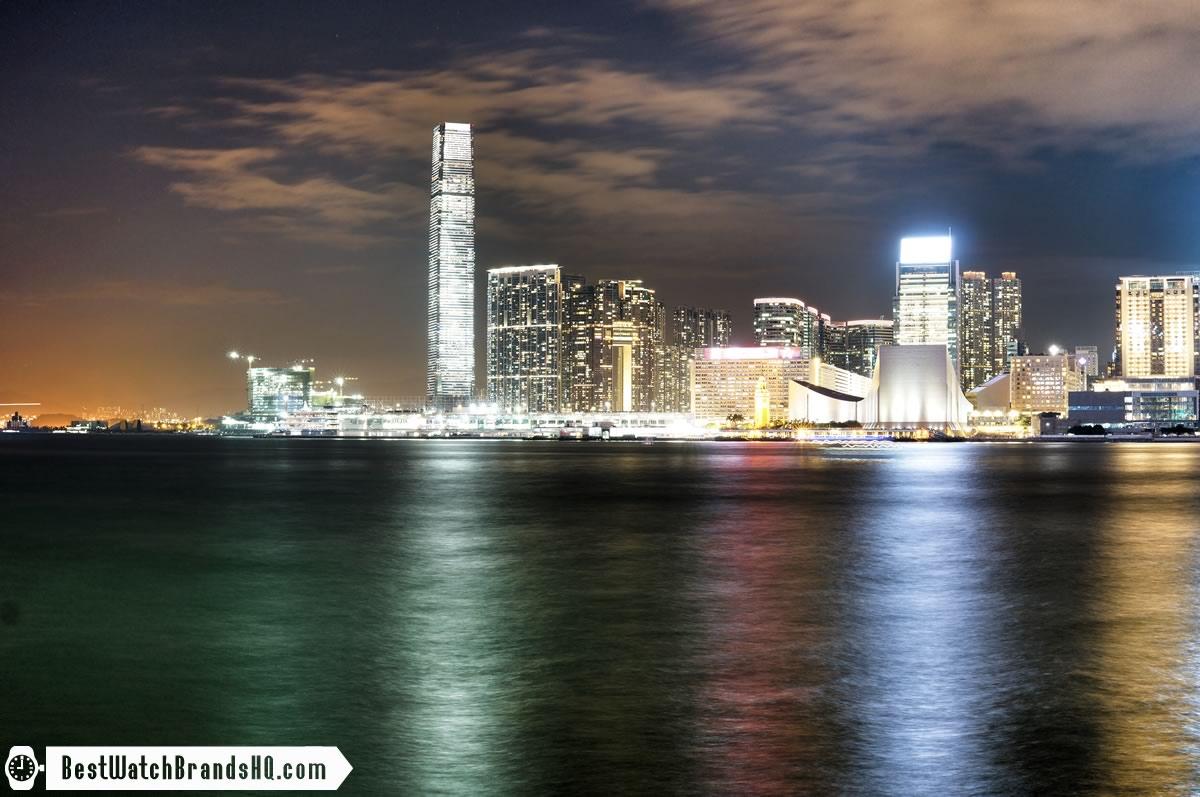 Hong Kong - Golden Bauhinia Square - Tsim Sha Tsui