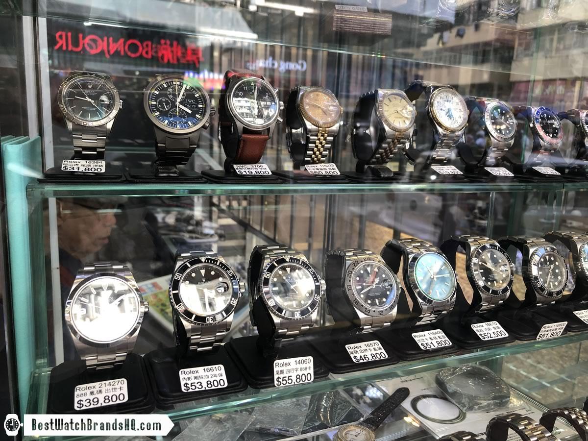 New Bowling Watch Jewellery - Bute Street - Mong Kok
