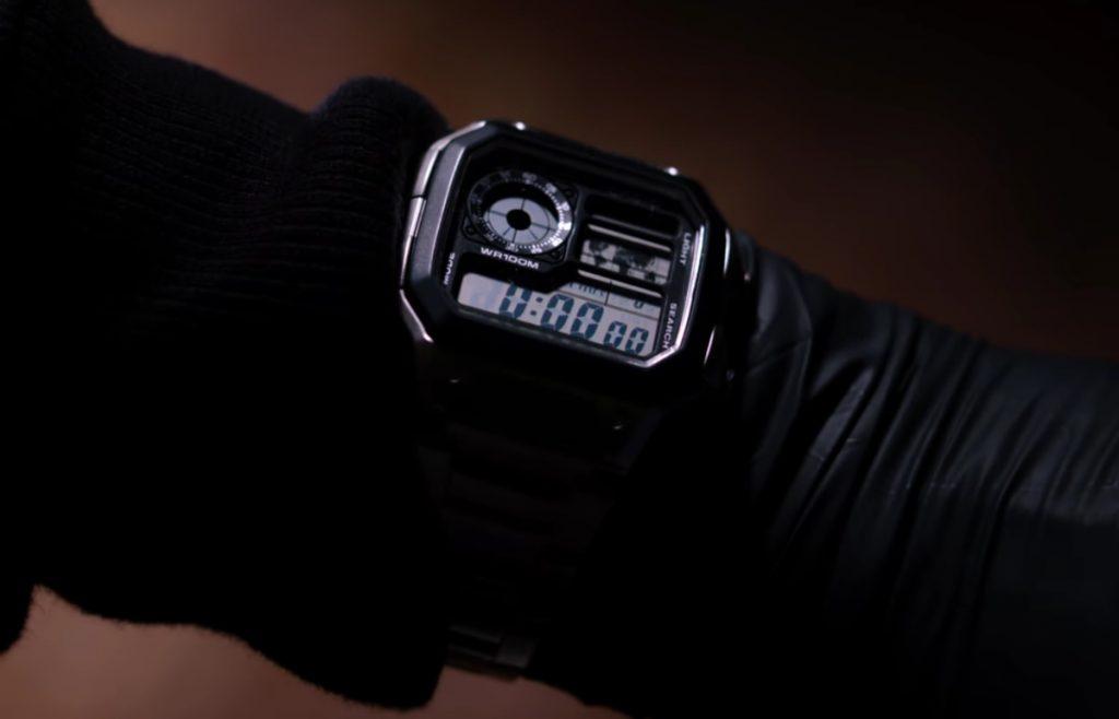Casio AE-1200WHD-1AV Wrist Shot Sense8