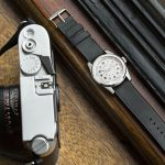 Serica W.W.W. WM Brown Edition Watch White Dial