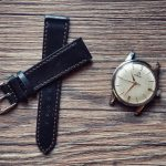 Nomos Shell Cordovan Watch Strap Review With Vintage Omega