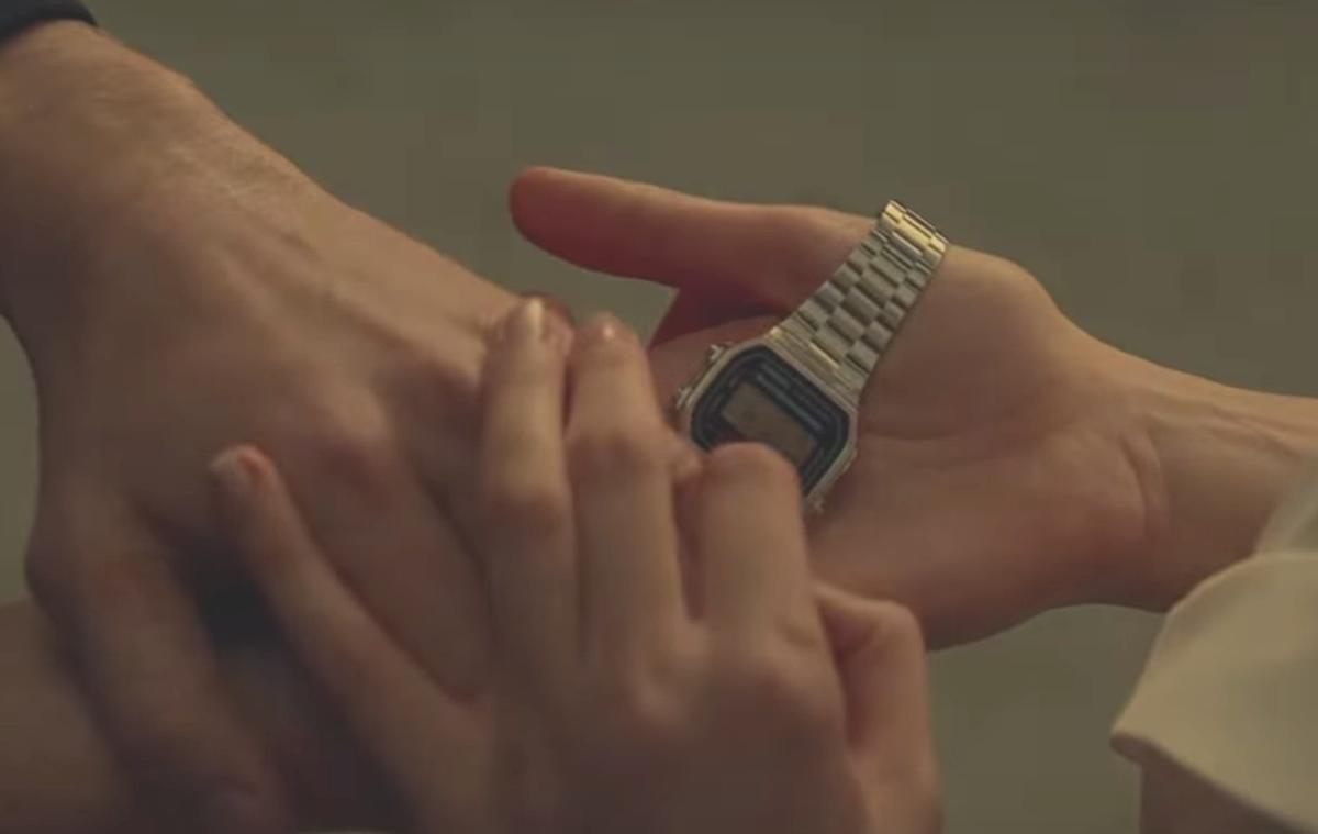 Wonder Woman 1984 Casio Wrist Watch