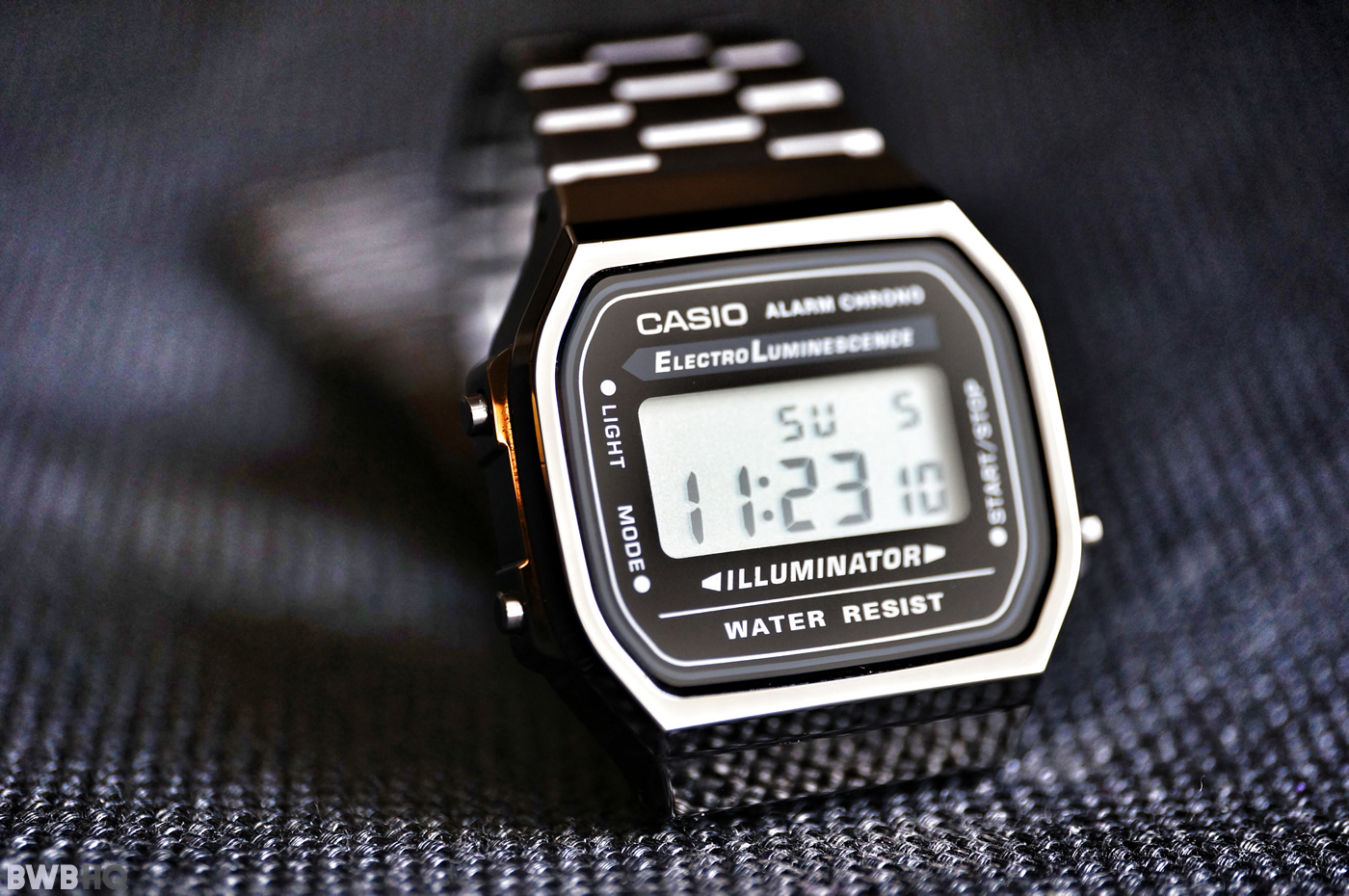 Casio A168WGG-1A Gunmetal Review 2