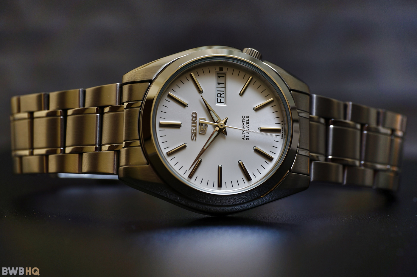 Review Seiko SNKL41 Watch