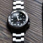 Komoworks Seigaiha Seiko Watch Mod 2